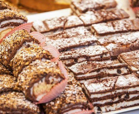 Sicily pastries
