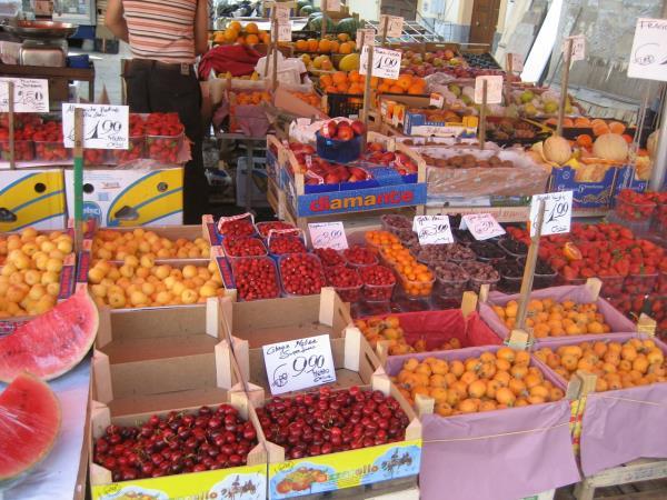 Sicily market