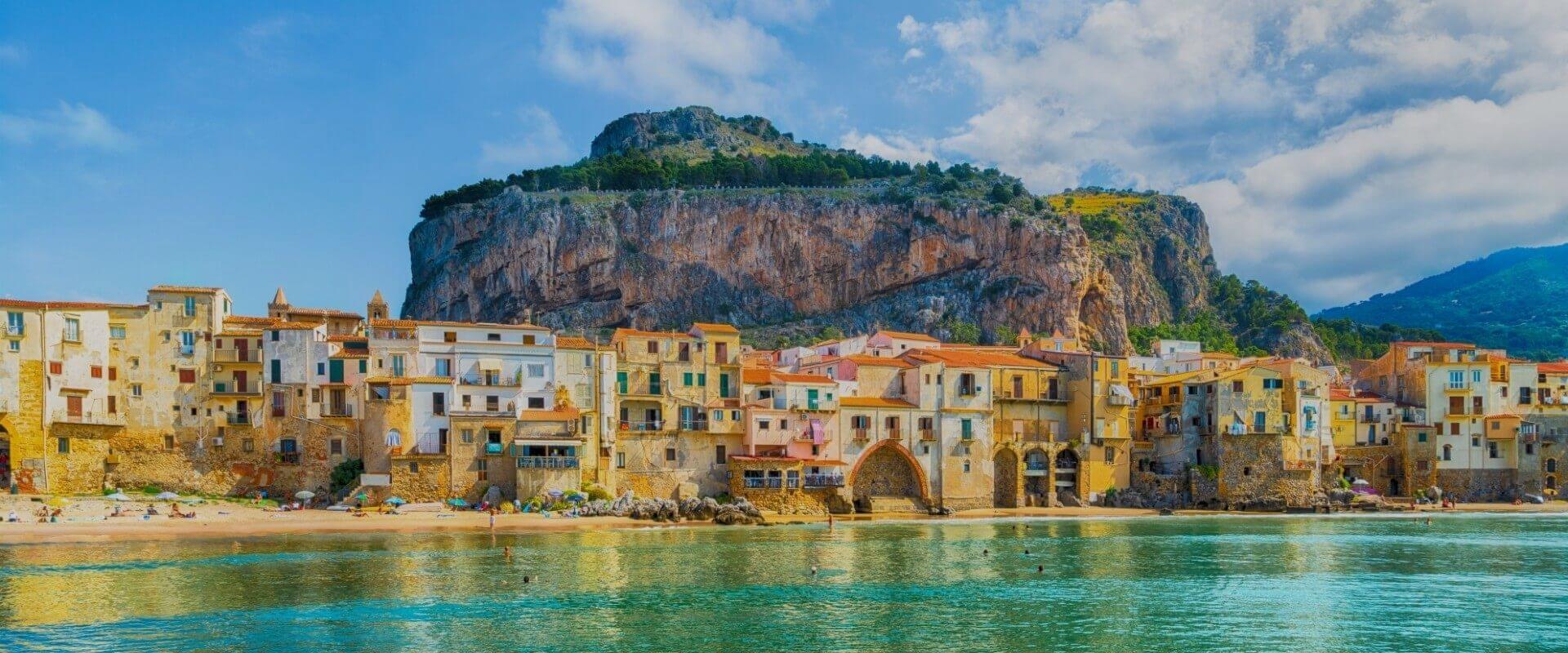 Sicily Coastal town