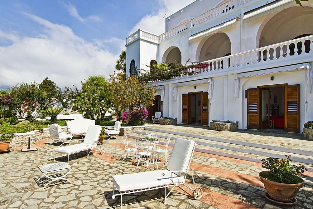 Villa Blanca Praiano