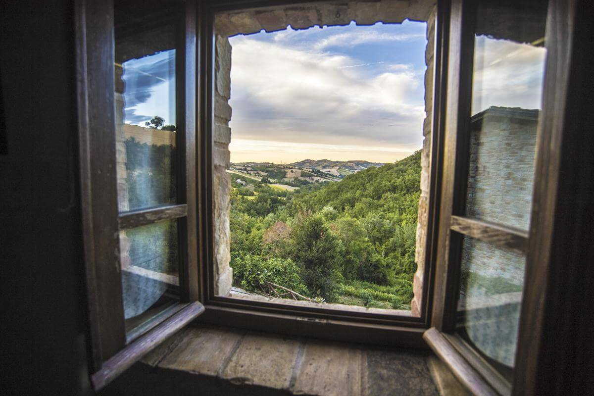 Casale Melissa view