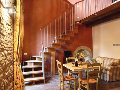 Castel Borgo INTERIOR