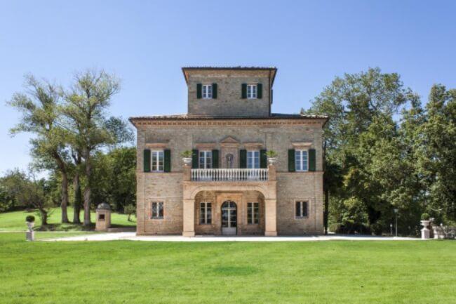 Villa Arum Lilly le marche