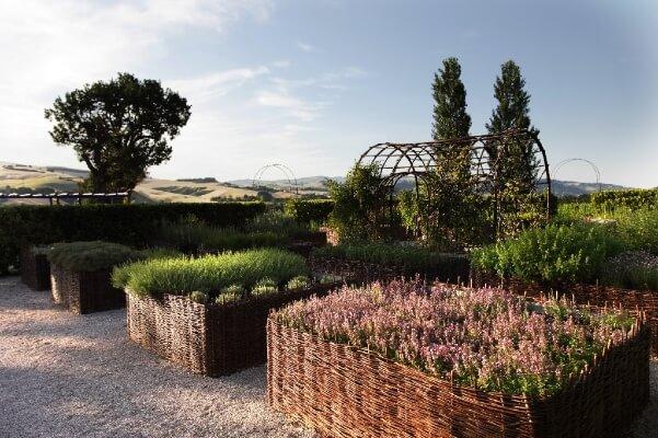 Urbino Estate Garden