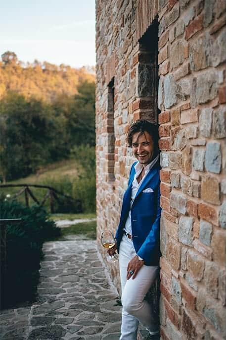 Moreno Moretti Italy Charme CEO